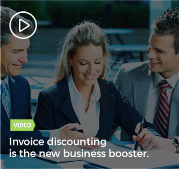 invoice discounting, trade receivables